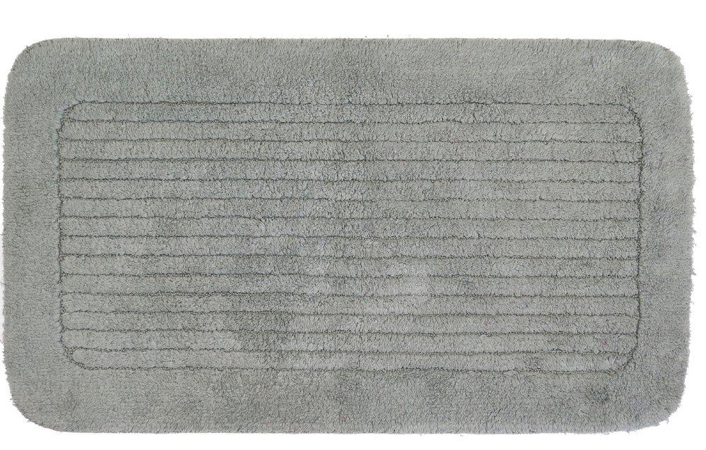 Aqua Azzura Pauline 90Beige Tappeto di Bagno Cotone 60x 90cm, Cotone, beige, 90x60 cm PAULINE 90 BEIGE