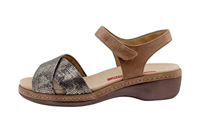 a393843ddd509 PieSanto Chaussure Femme Confort en Cuir 7526 Casual Comfortables Amples  Replay Chaussures SCARPA Replay Chaussures Timberland