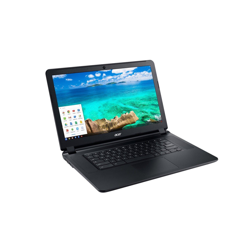 Acer Chromebook 15 C910-C37P 15 6-Inch Chromebook (1 5 GHz Intel Celeron  3205U Dual-core processor, 4GB memory, 32GB SSD, Chrome OS)