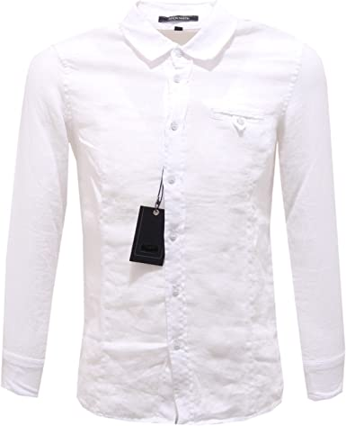 Aston Martin - Camisa - para niño Bianco 134 cm: Amazon.es: Ropa