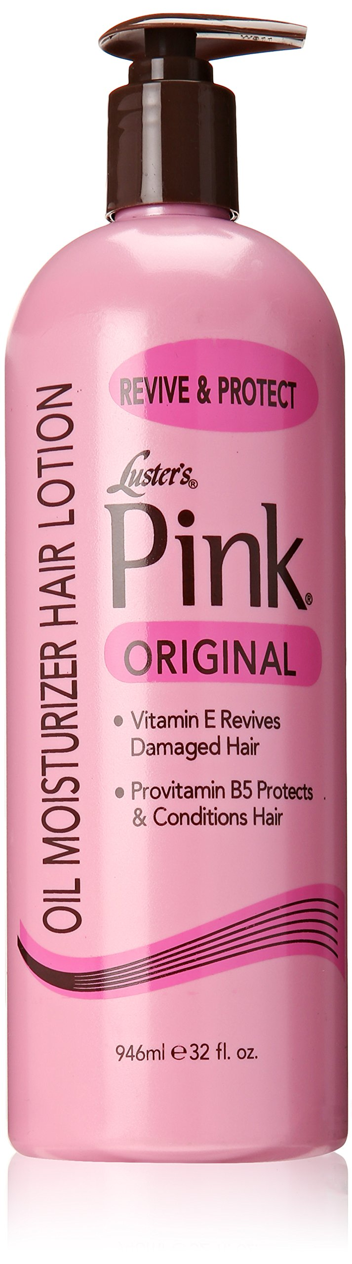 Luster's Pink Oil Moisturizer Hair Lotion, 32 Ounce (Packaging may vary) by Luster's