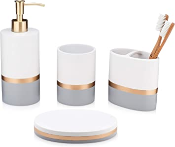 Amazoncom Essentra Home Day And Night Collection 4 Piece