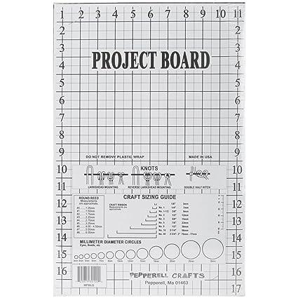 Pepperell Macram Project Board 12 By 17 1 2 Inch