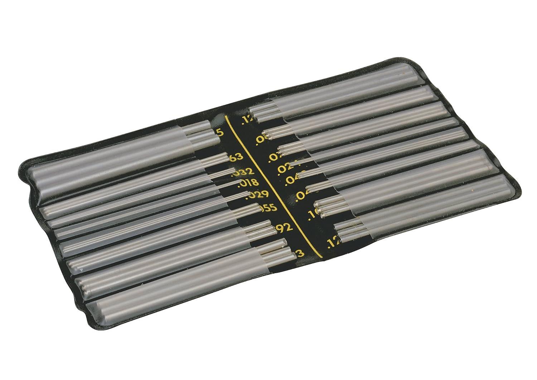 Brown Sharpe 599 4816 48 Piece Thread Measuring Wire Set