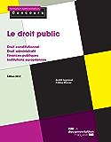 Le droit public