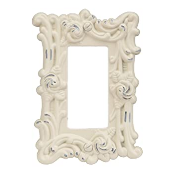 amerelle 60raw provincial cast wallplate antique white