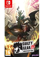 Guilty Gear 20th Anniversary - Day One Edition Nintendo Switch ITALIANO