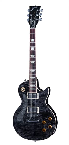 Gibson Les Paul Standard 2016 T - Guitarra eléctrica, color trans ...