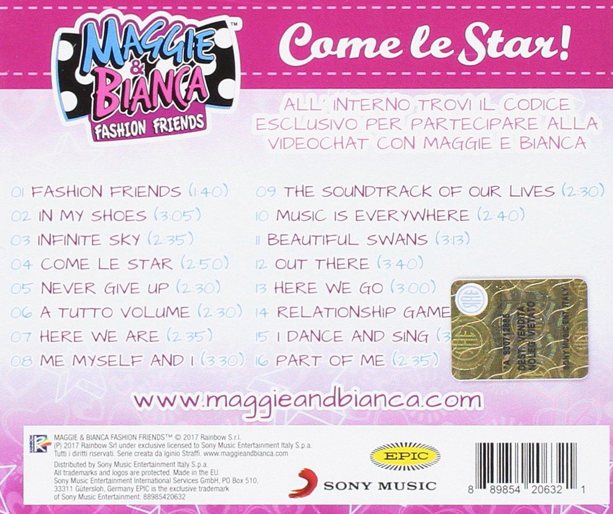 Simba - 109270020 - Carnet de Mode - Maggie & Bianca - www