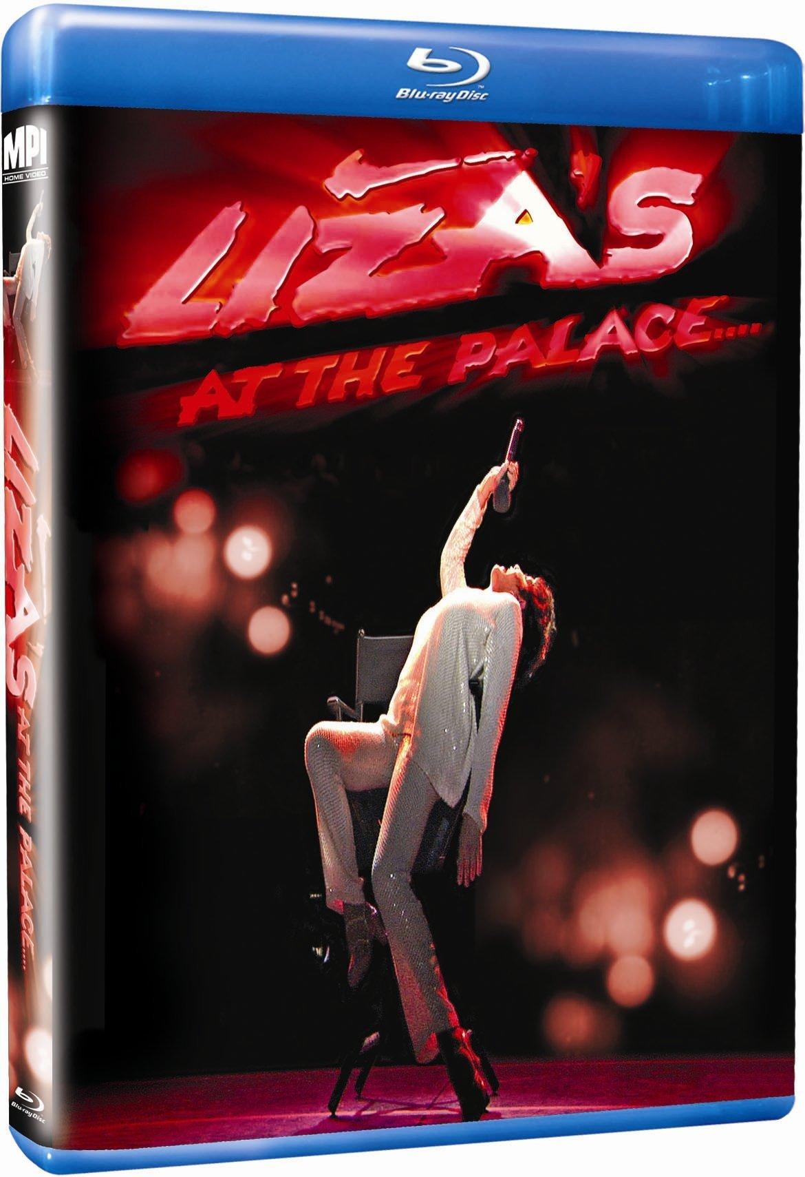 Liza Minnelli - At the Palace (Blu-ray)