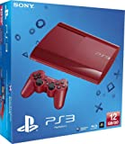 Console PS3 Ultra slim 12 Go rouge