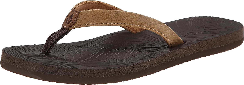 Reef Womens Zen Love Sandal,Brown Tobacco,9 M US