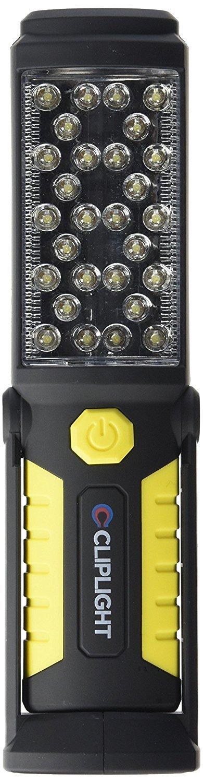 Cliplight Pivot LED Magnetic Work Light and Flashlight