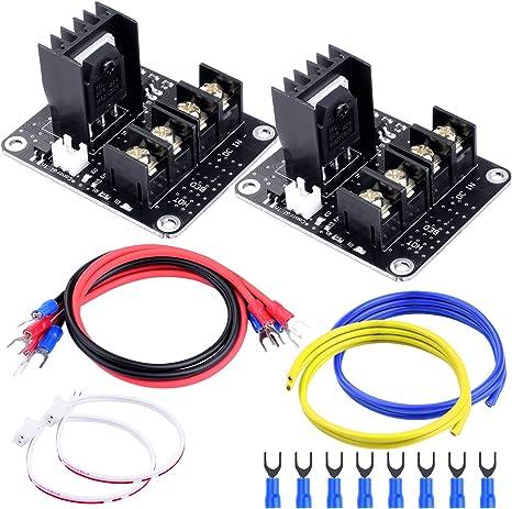 Oferta / Quimat 2pcs MOSFET Impresora 3D / Extensión de Energía ...
