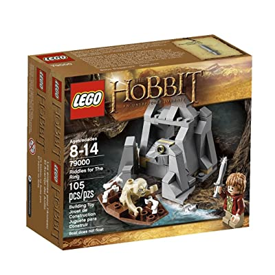 LEGO The Hobbit Riddles for The Ring: Toys & Games