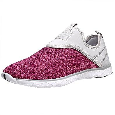 c834a906bce1 ALEADER Women s Quick Drying Aqua Water Shoes  Amazon.co.uk  Shoes ...