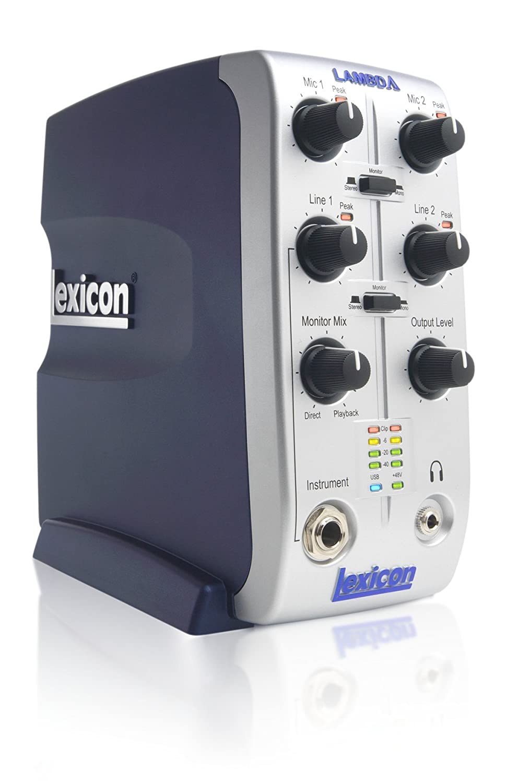 Lexicon Alpha Sound Card Treiber Windows 7