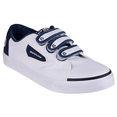 Zapatillas Dunlop Flash Azul, color Azul, talla 38-38.5 EU: Amazon.es: Zapatos y complementos