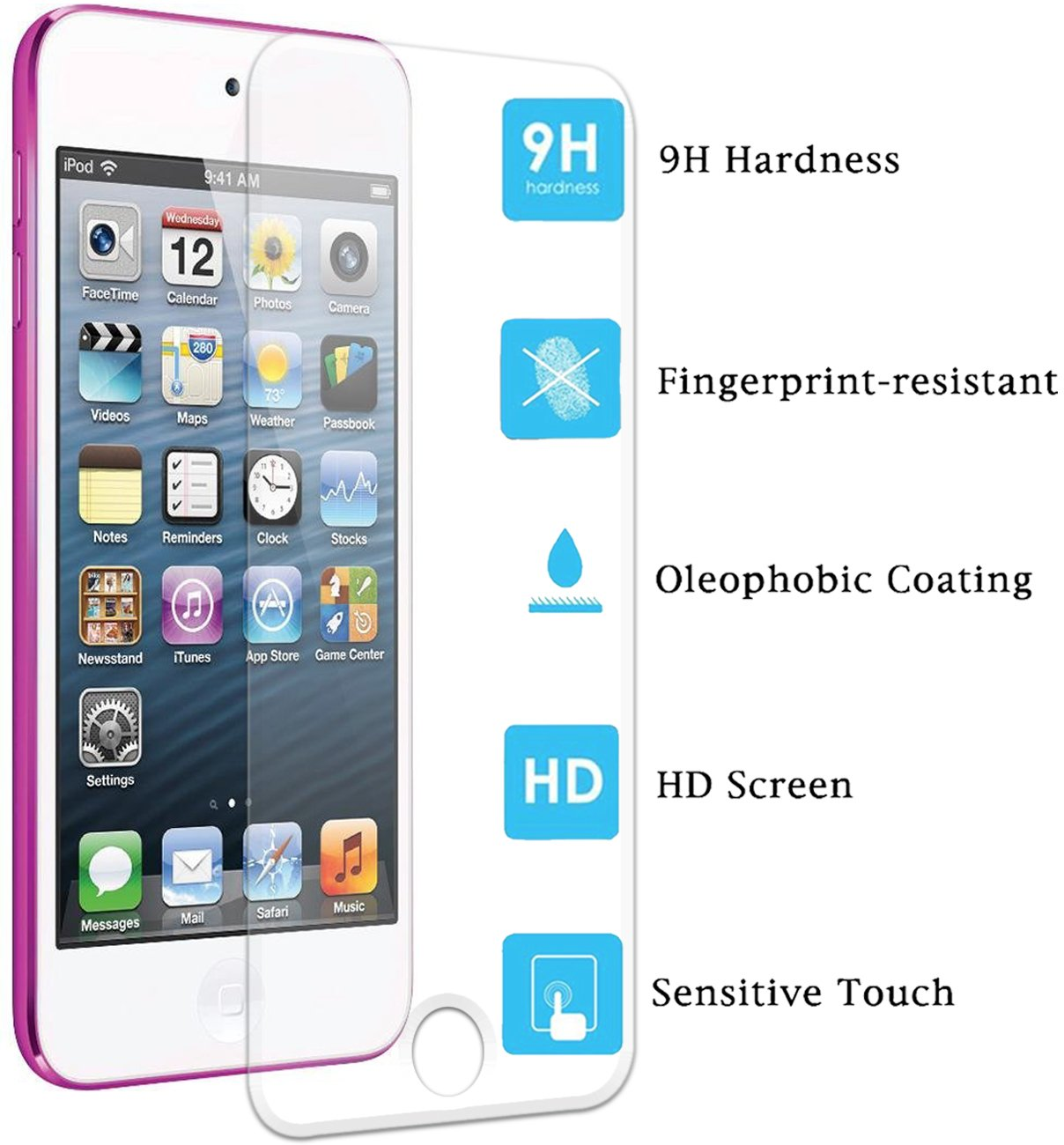 Win an ipod touch 5th generation for free