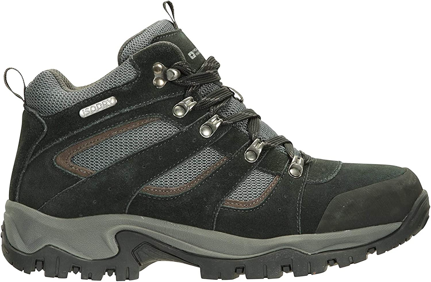Waterproof Shoes Mountain Warehouse Voyage Mens Mid Hiking Boots