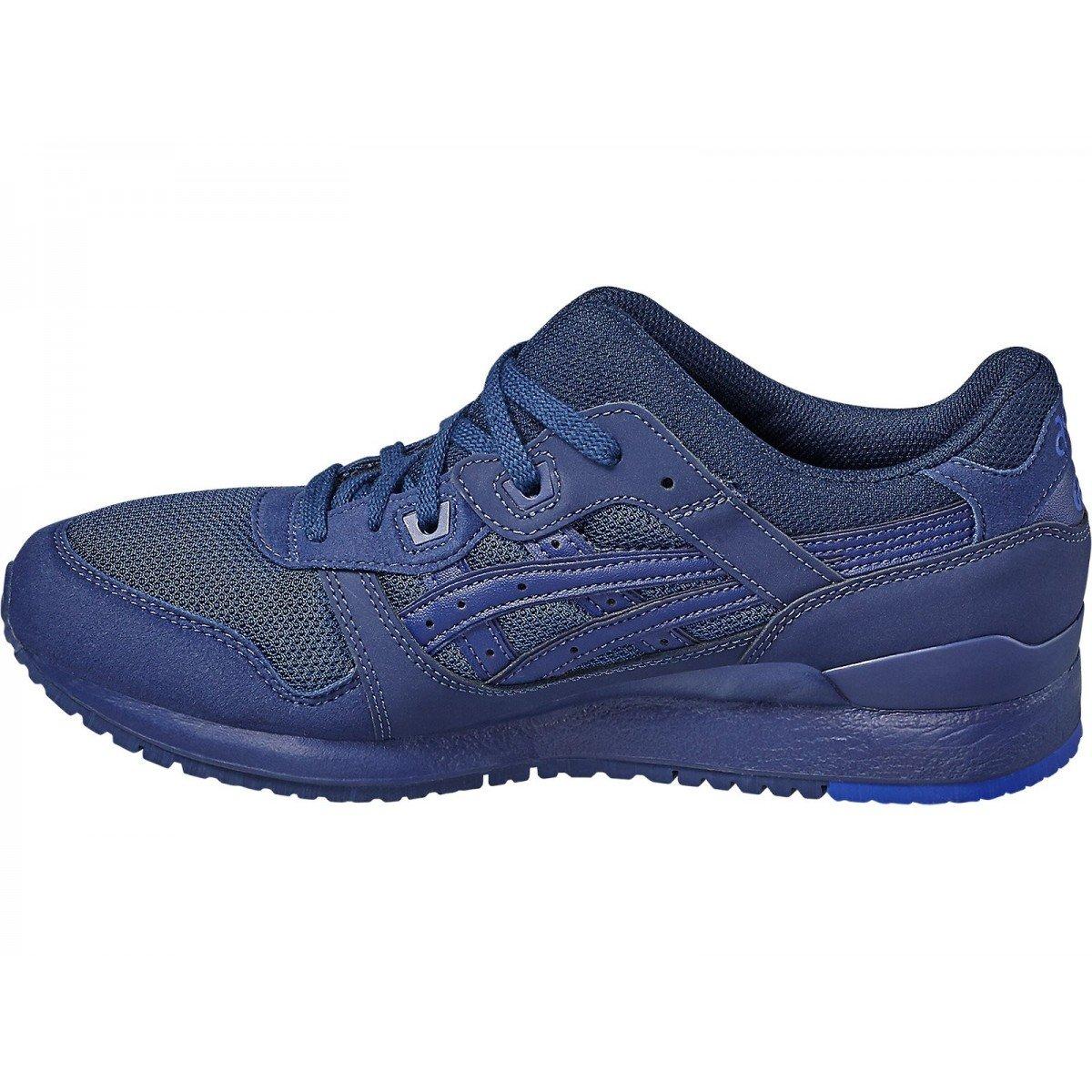 Asics Gel-Lyte III H7n3n-4949, Zapatillas Unisex Adulto 45 EU Mehrfarbig (Blue 001)