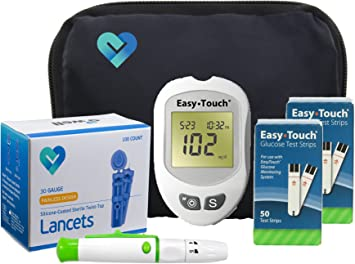 monitores de diabetes gratis