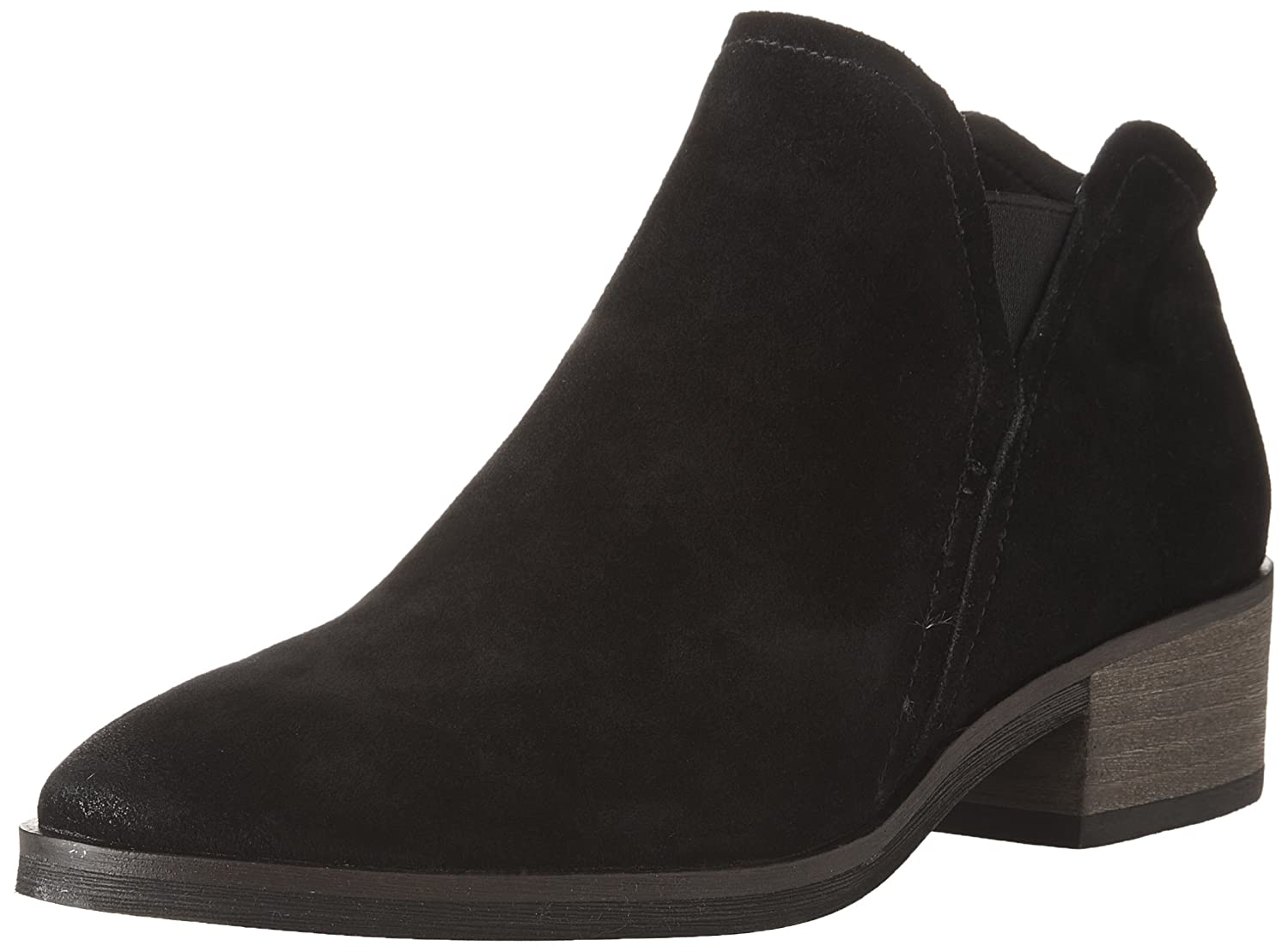 Dolce Vita Women's Tay Ankle Boot B06XKTS9NV 7 B(M) US|Onyx Suede