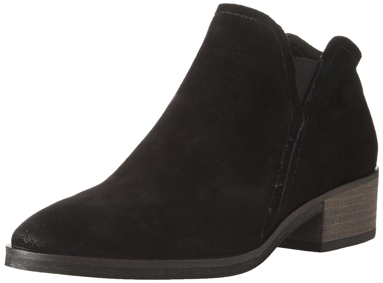 Dolce Vita Women's Tay Ankle Boot B06XKSJ75R 10 B(M) US|Onyx Suede