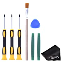 T6 T8 T10 Screwdriver Set and Open Pry Tool with Cleaning Brush for Xbox One Xbox 360 Controller