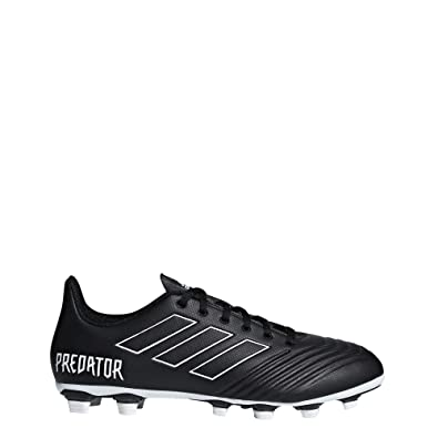 new concept ff7a7 0bc47 ... czech adidas predator 18.4 fxg scarpe da calcio uomo nero cblack ftwwht  39 e64c9 ea54d