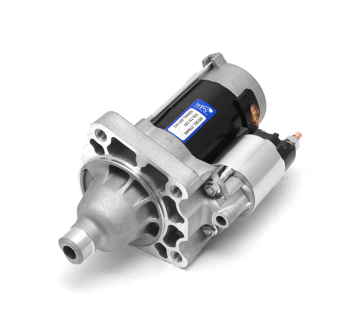 Omix-Ada 17227.19 12V 10-Tooth Starter by Omix-Ada