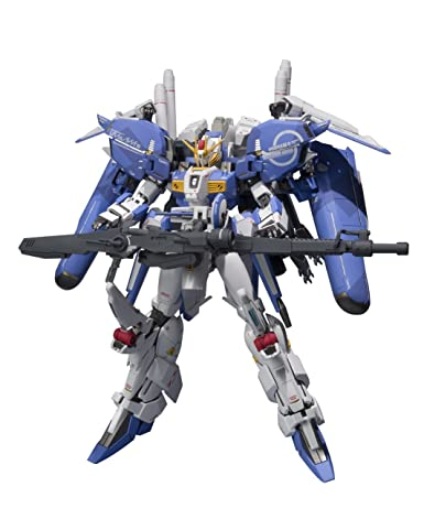 Bandai Metal Robot Spirits Ka Signature Zeta Plus C1 Action Figure 4549660239369