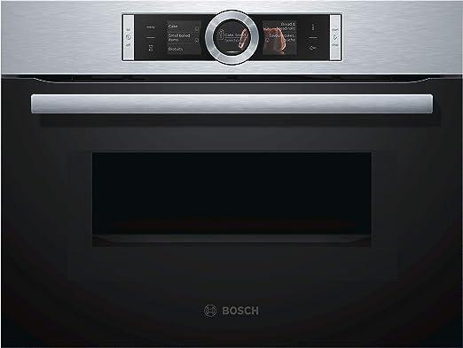 Bosch CMG636BS1 - Horno (Medio, Horno eléctrico, 45 L, 45 L ...