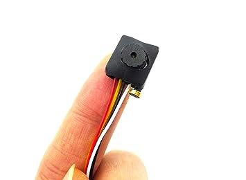 Amazoncom GERI Small Mini Cctv Camera Micro Security  TVL - Small camera for home