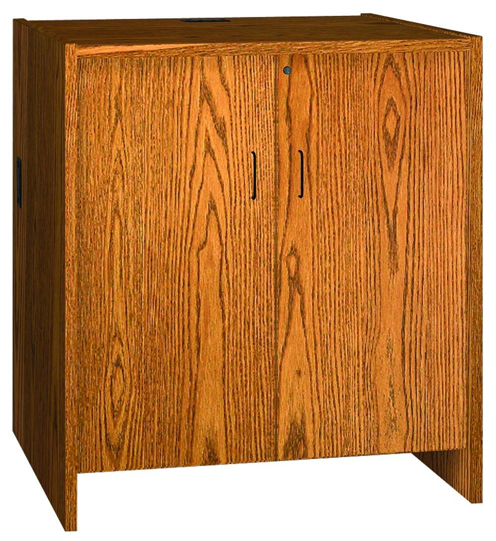 Ironwood Hinged Door Unit, 39'', Dixie Oak (CDHD39DO)