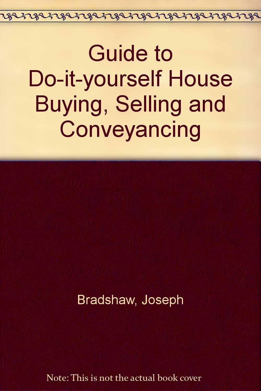 Selling house diy conveyancing