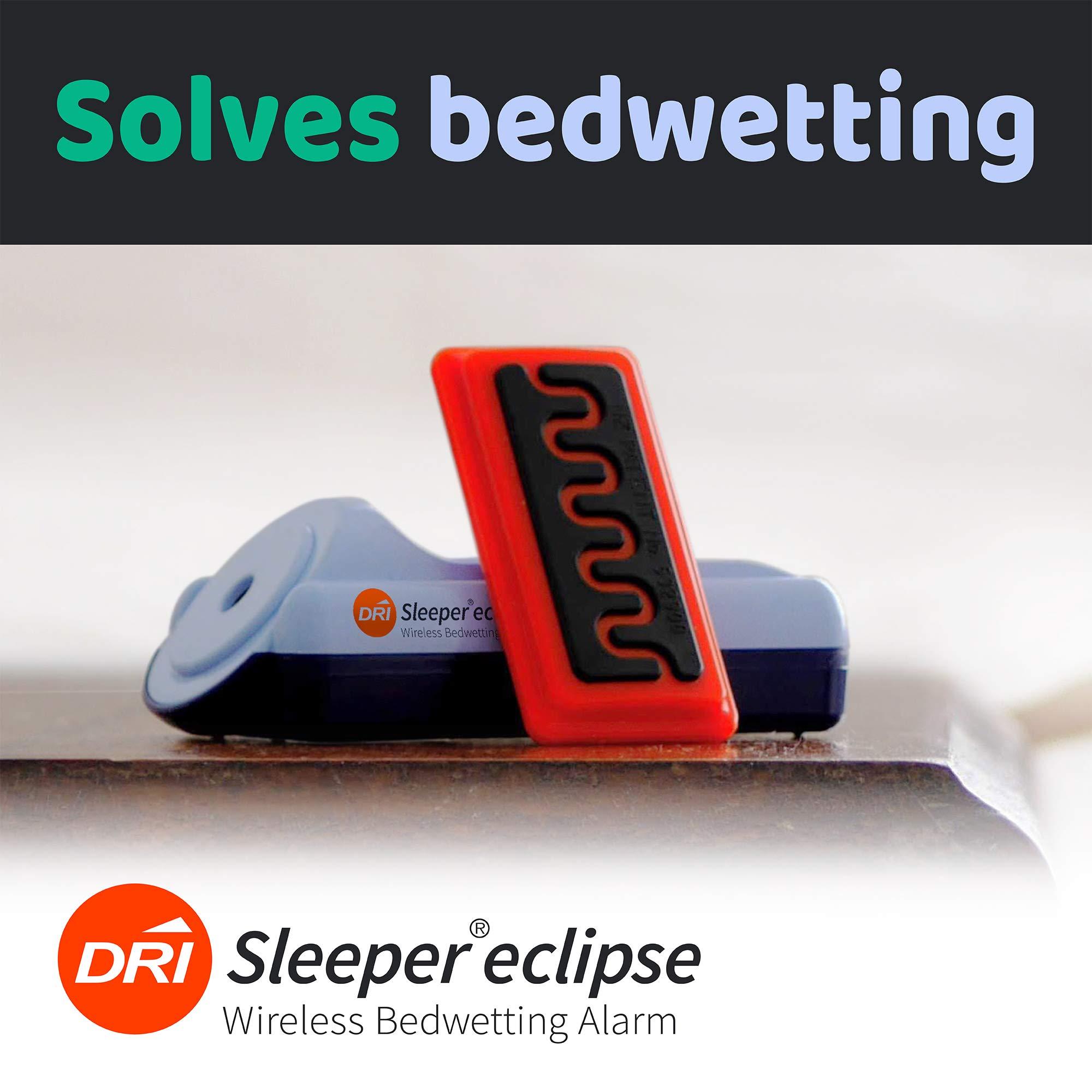 DRI Sleeper Eclipse Wireless Bedwetting Alarm by Dri Sleeper