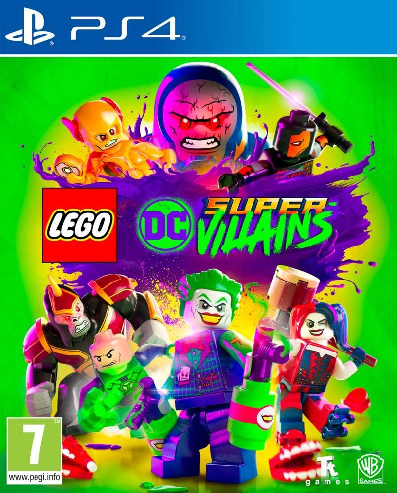 LEGO DC Super-Vilains – PS4 |