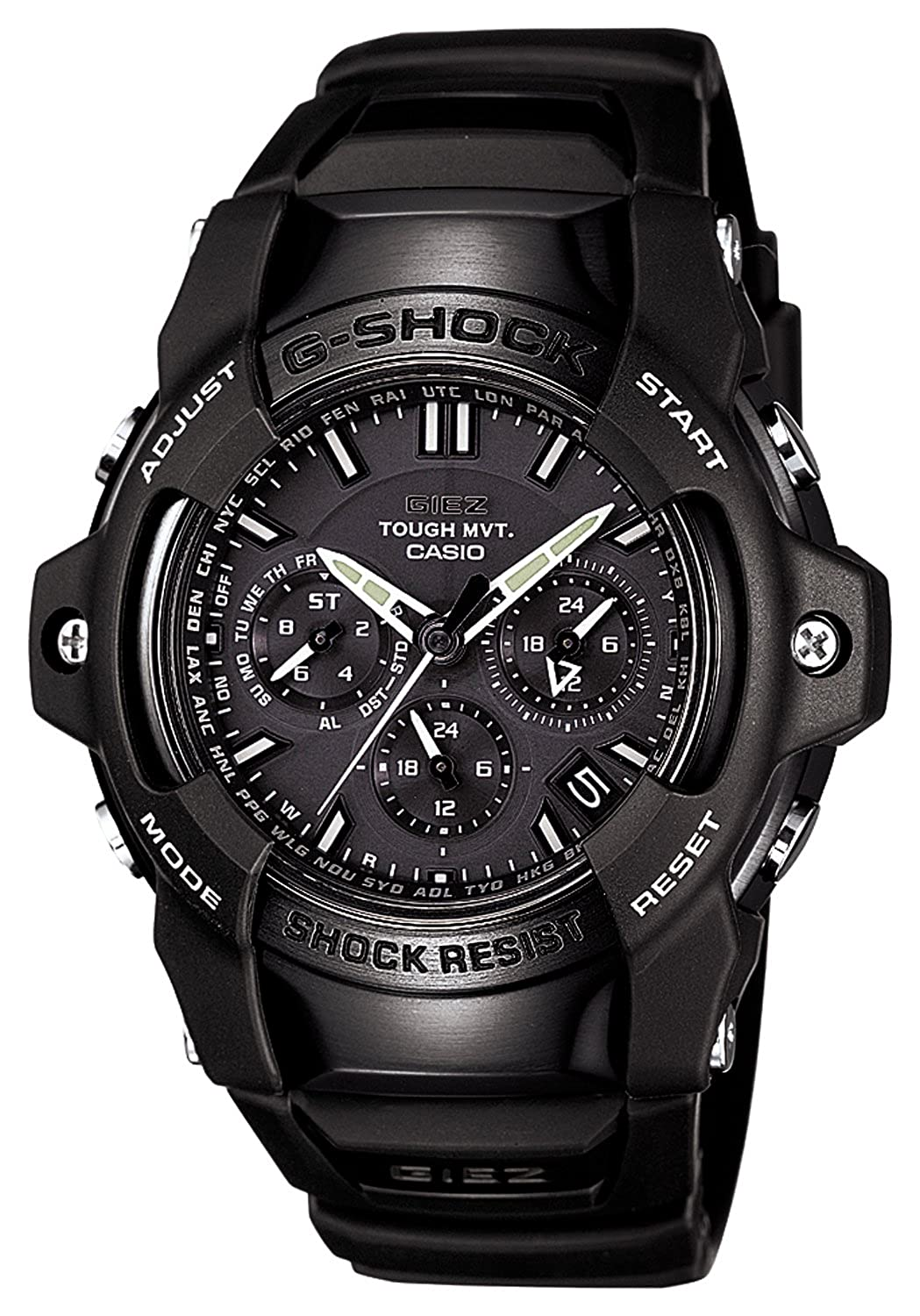 Amazon.com: Casio watch G-SHOCK GIEZ Tafusora MULTIBAND radio clock 6 GS-1400B-1AJF Men [Japan Import]: Watches