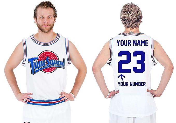 Amazon.com  Space Jam Tune Squad Basketball Jersey  Clothing 0c0e9cbcd3