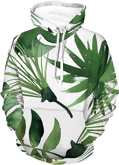 Sudaderas con capucha para hombres y mujeres Tropical ...