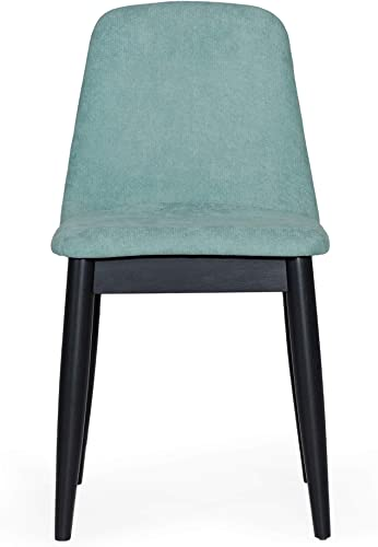 Limari Home Wilhelm Collection Modern Style Fabric Upholstered Dining Chair