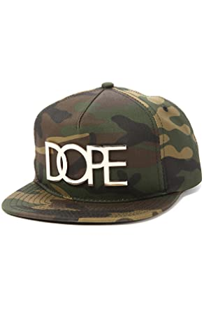 size 40 c29bf cabec DOPE Men s 24k Hat One Size Multi