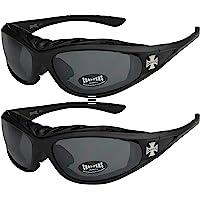 Choppers - Pack de 2 gafas de sol