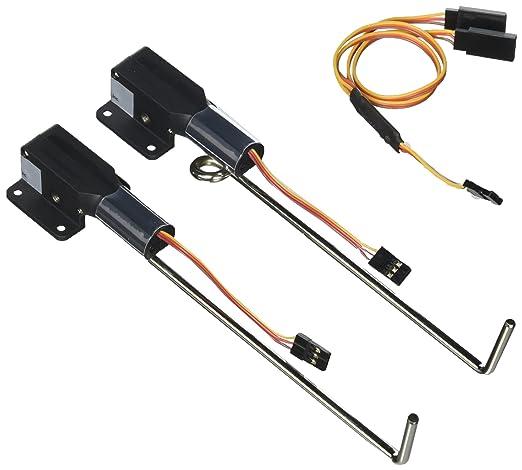 Amazon com: E-flite 10-15 74 Degree FW-190 Electric Retracts