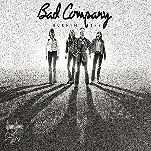 bad company burnin 39 sky 2cd music. Black Bedroom Furniture Sets. Home Design Ideas