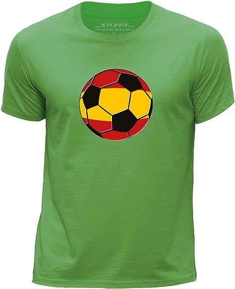 Stuff4 Chicos/Edad de 3-4 (98-104cm)/Verde/Cuello Redondo de la ...