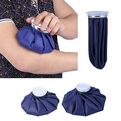 Bolsa de hielo reutilizable para terapia de frío caliente ...