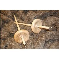 Husillo para hilar lana a mano