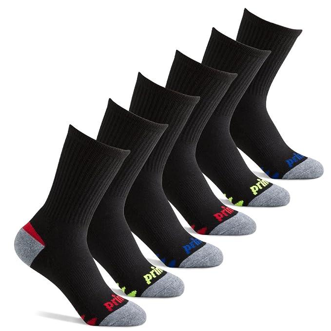 Amazon.com: Prince - Calcetines deportivos con cojín para ...